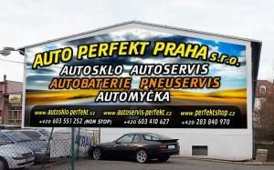 AutoPerfekt - autoservis Praha