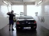 Ruční mytí v Autoservis Praha Perfekt