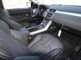 Interiér Range Rover