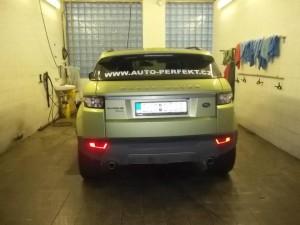 Ruční mytí exteriéru vozu